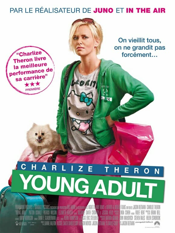 Смотреть фильм онлайн Бедная богатая девочка / Young Adult бесплатно.