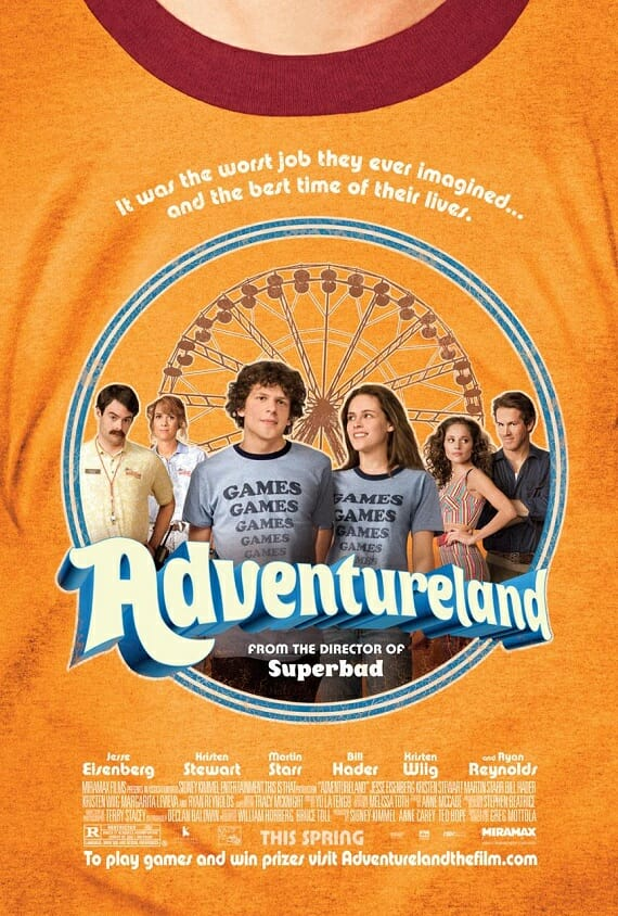 Adventureland : un job d'�t� � �viter