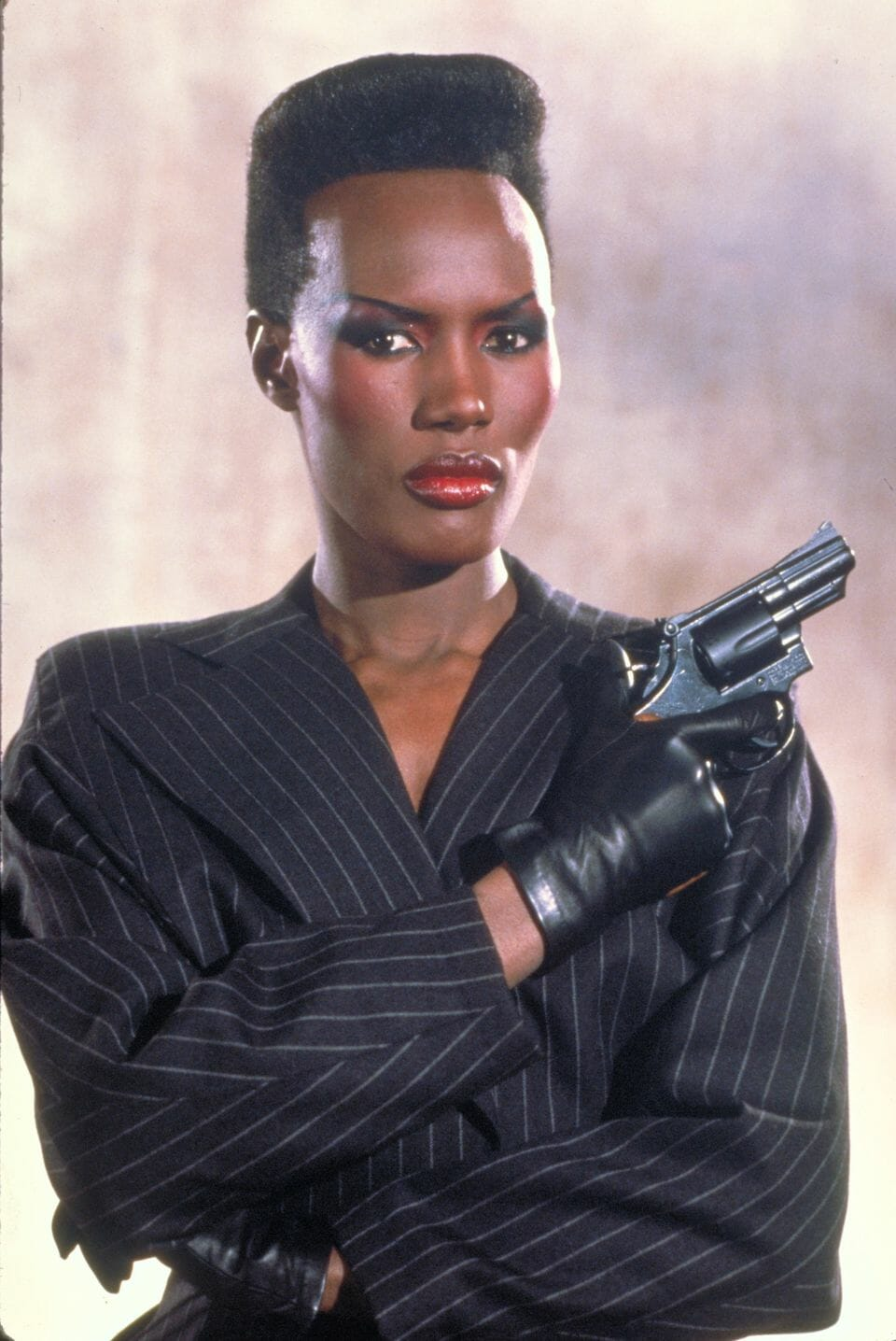 Grace Jones James Bond