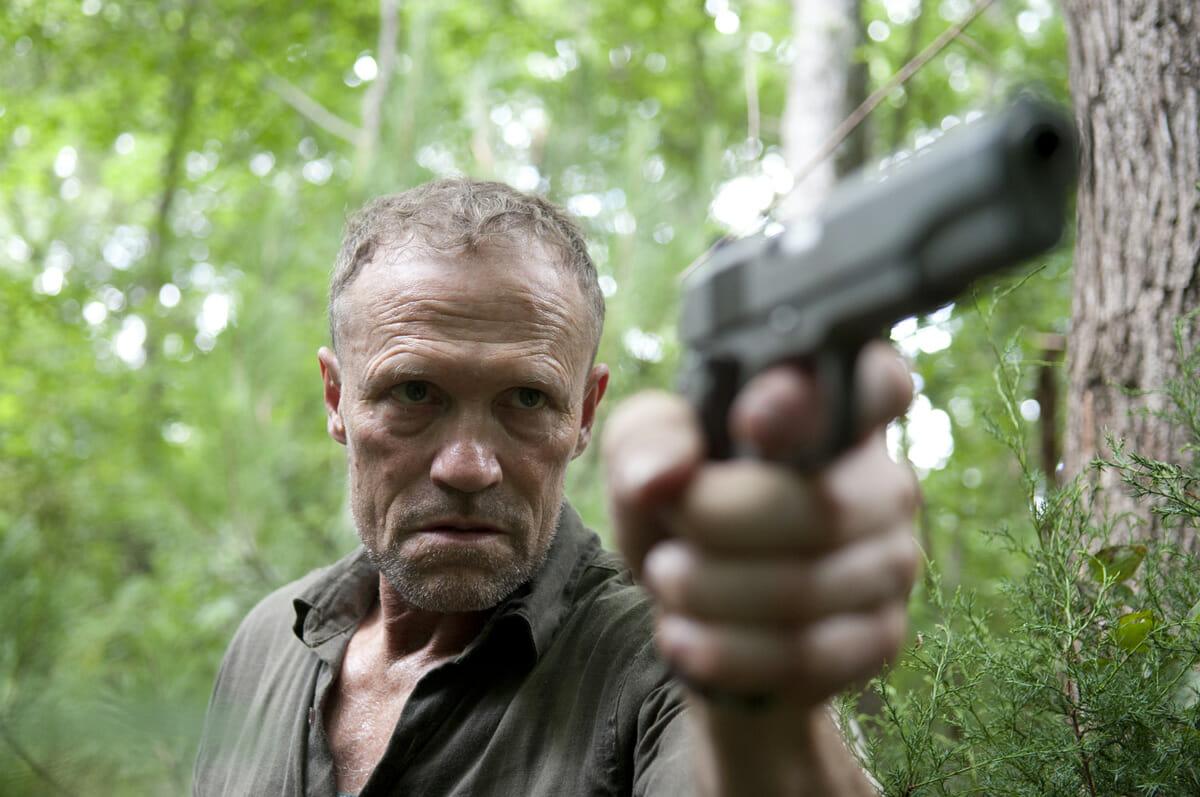 Merle Dixon (Michael Rooker)