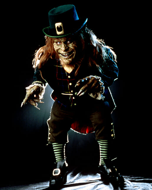 HD wallpapers leprechaun face