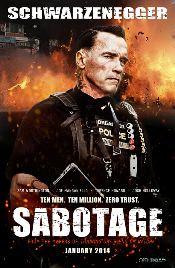 Film Sabotage FRENCH DVDRIP