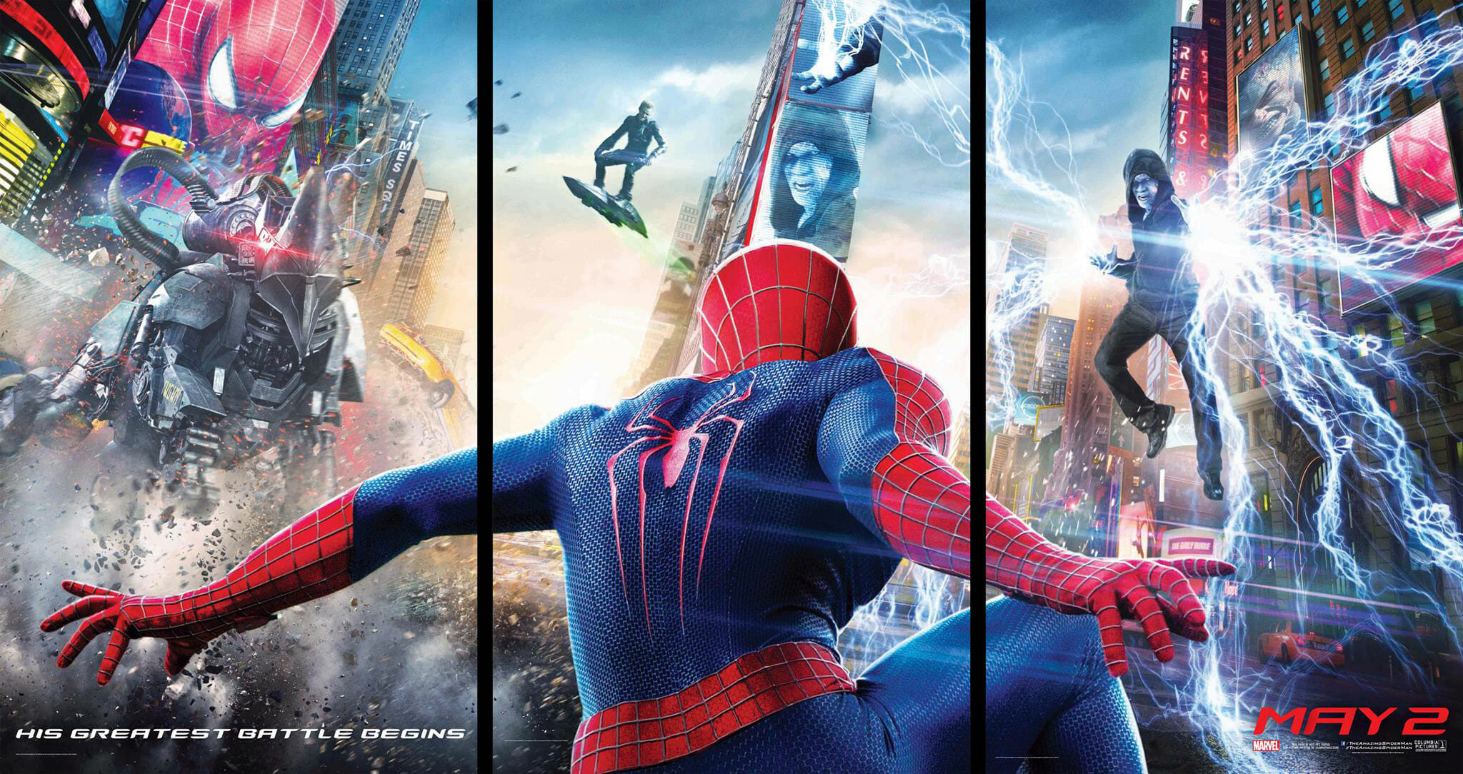 The-amazing-spider-man-2-banner