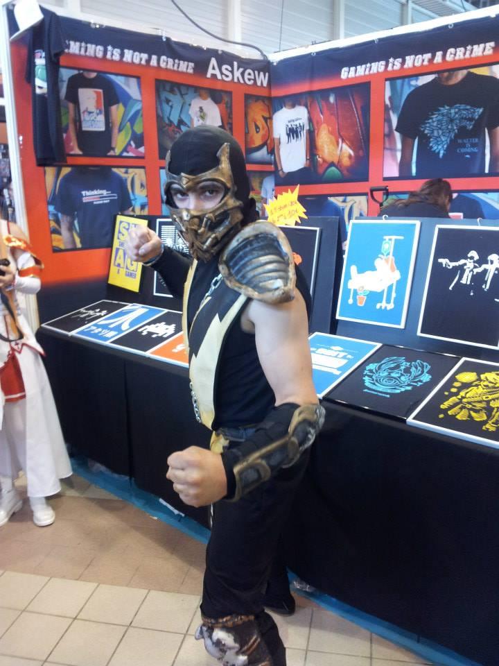 TGS Scorpion