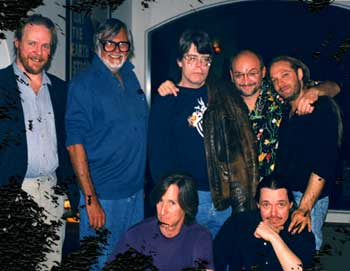 Stepehn-King-Jonathan-Hensleigh-George-Romero-Frank-Daranbont-Greg-Nicotero-Mick-Garris