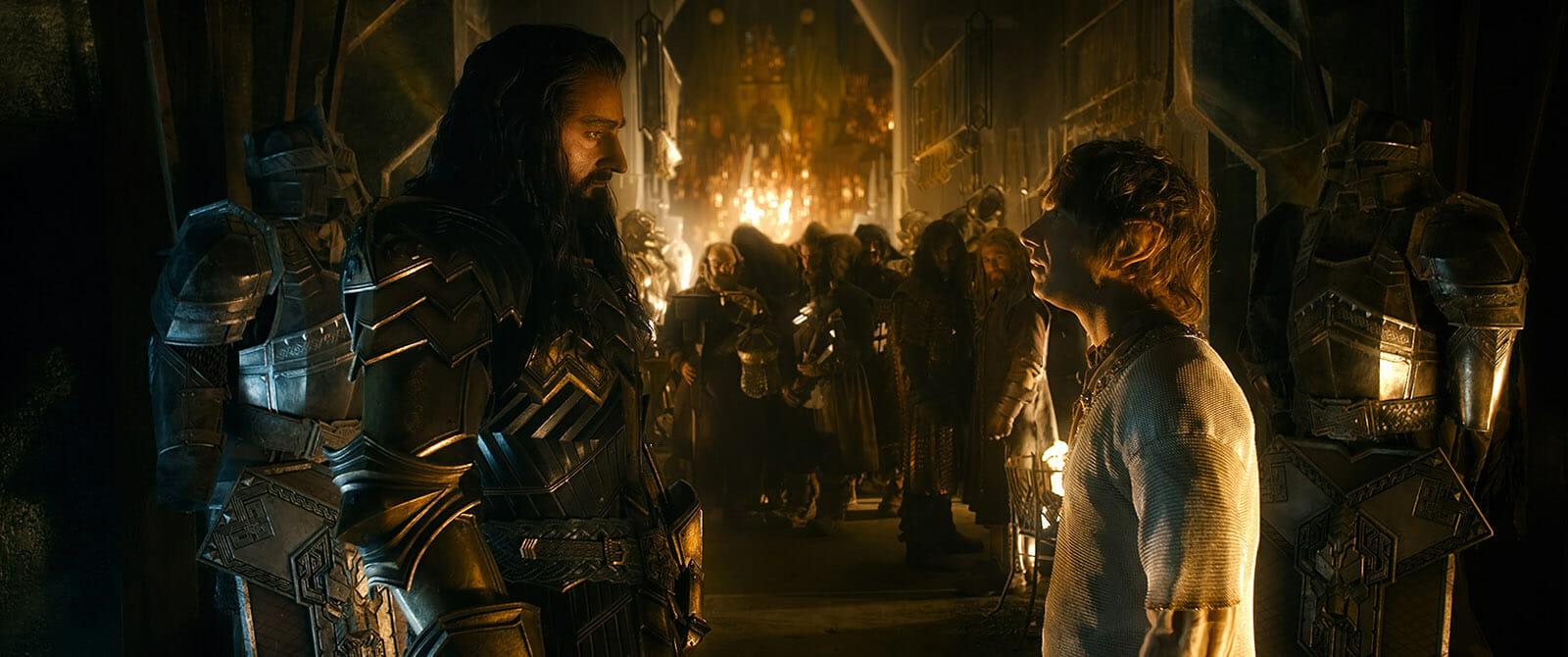 Le-Hobbit-la-bataille-des-cinq-armées-Thorin-Bilbo