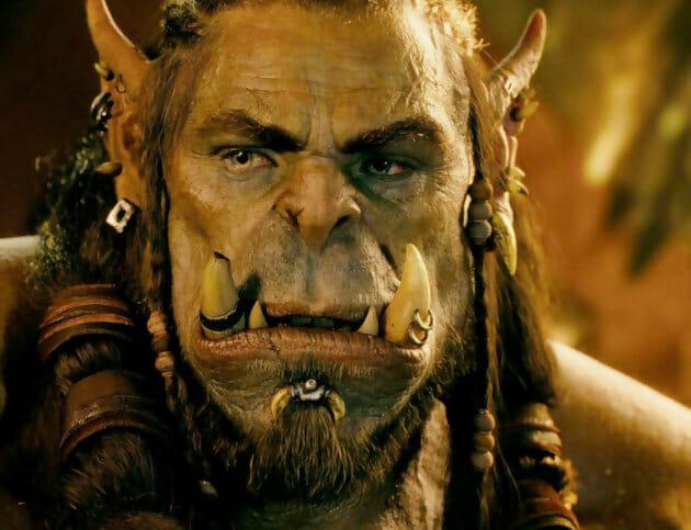 Warcraft-Orc