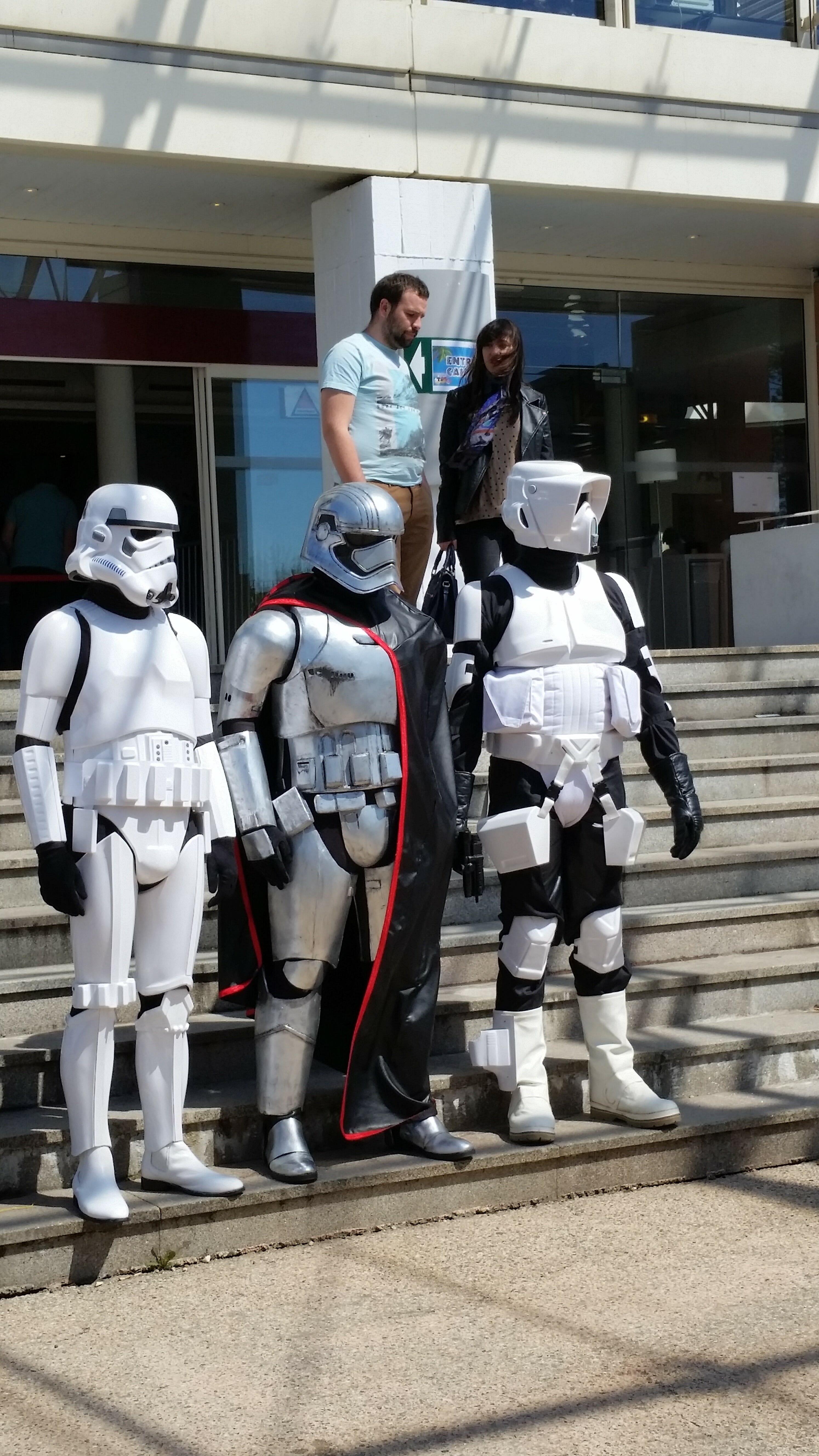 TGS Springbreak 2016 Star Wars