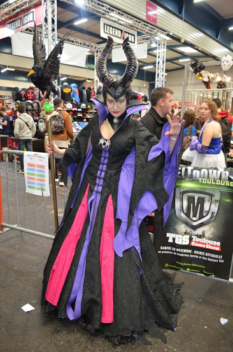 cosplay-malefique-tgs-2016