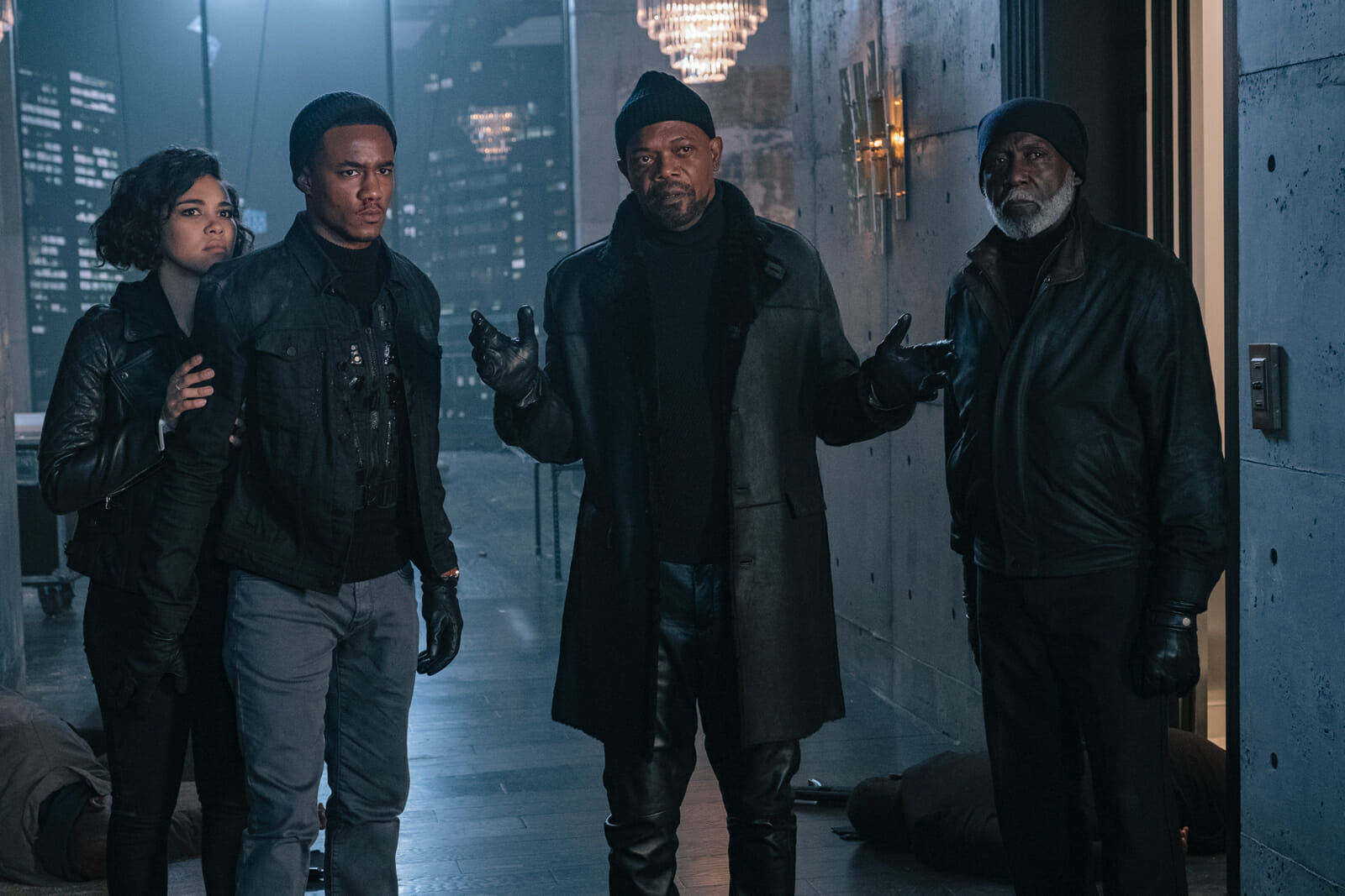 Shaft-2019-cast
